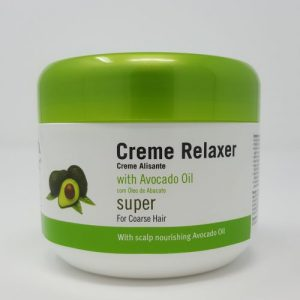 Avocado Hair Relaxer Super