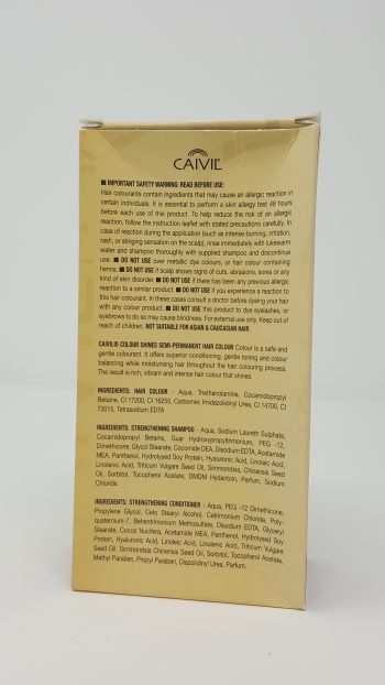 Semi Permanent Racy Wine Blackchic