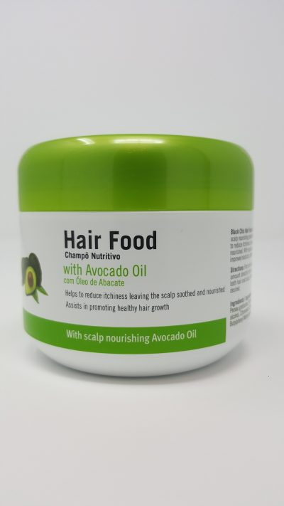 Black Chic Hair Food Review