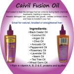 All Natural Fusion Hair Grow Serum (5 Oz)