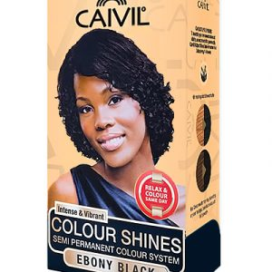 Semi Permanent – Ebony Black